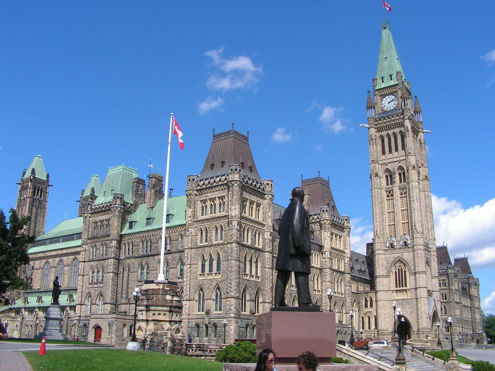parlement ottawa image